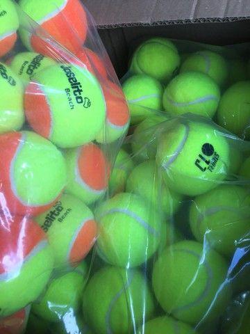 Bola de tênis e beach tênis - Foto 3