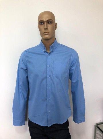 Camisas Sociais Slin - Foto 5