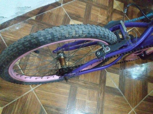 Bicicleta seme nova  - Foto 3