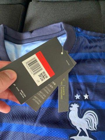 Camisa Seleção França NIKE - TAM M - Foto 3