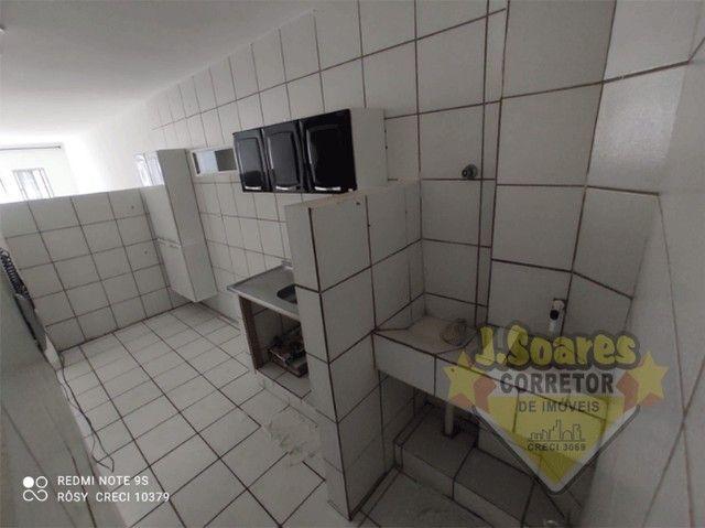 Aeroclube, 3 quartos, suíte, 70m², R$ 140 Mil C/Cond, Venda, Apartamento, João Pessoa - Foto 10