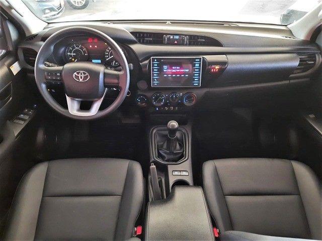 Toyota Hilux STD Power Pack 4x4 2.8 Diesel  - Foto 4