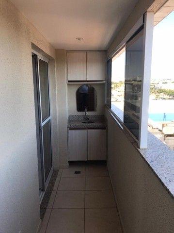 Residencial vivace- Lindo Apt 2qts com varanda e armários planejado só 390mil - Foto 2