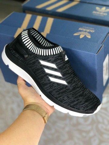 Promoção Tênis Nike e Adidas Meia ( 120 com entrega) - Foto 2