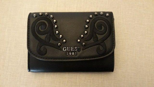 carteira Guess Original-NUnca usada