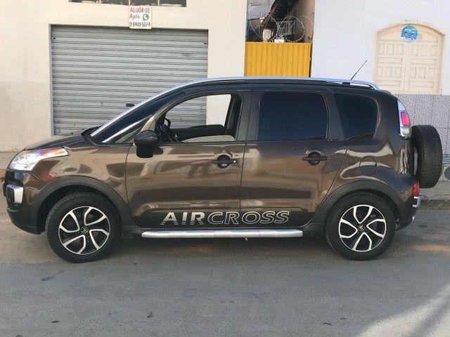 Aircross completão conservadíssimo