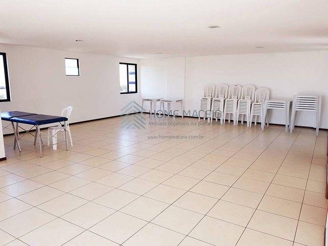 Apartamento para venda com 88 metros quadrados com 3 quartos em Farol - Maceió - AL - Foto 2