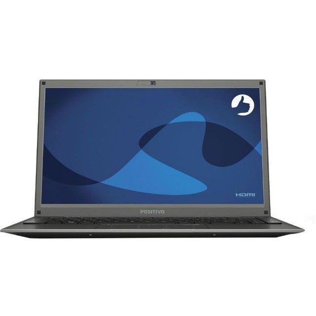 Promoçao novo Notebook Positivo Motion C41TDI Intel Celeron 4GB 1TB 14''