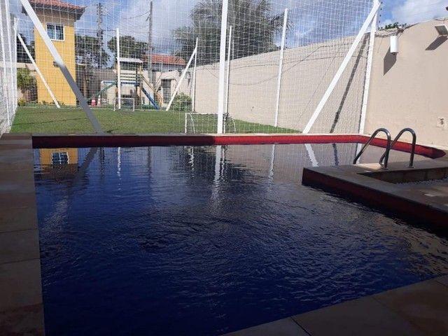 Casa à venda, 83 m² por R$ 200.000,00 - Lagoinha - Eusébio/CE - Foto 3