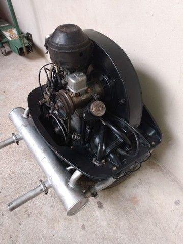 Motor 1200 Fusca Kombi split oval alemão