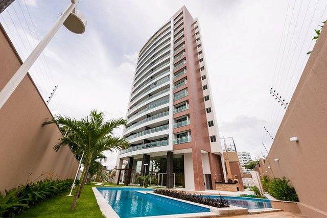 Apartamento 119 metros quadrados com 4 quartos no Guararapes - Fortaleza - CE - Foto 2