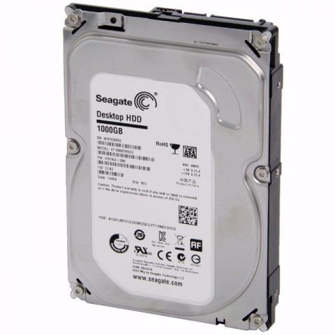 Hd Interno Seagate 1tb