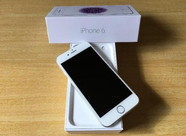 IPhone 6 branco 16GB