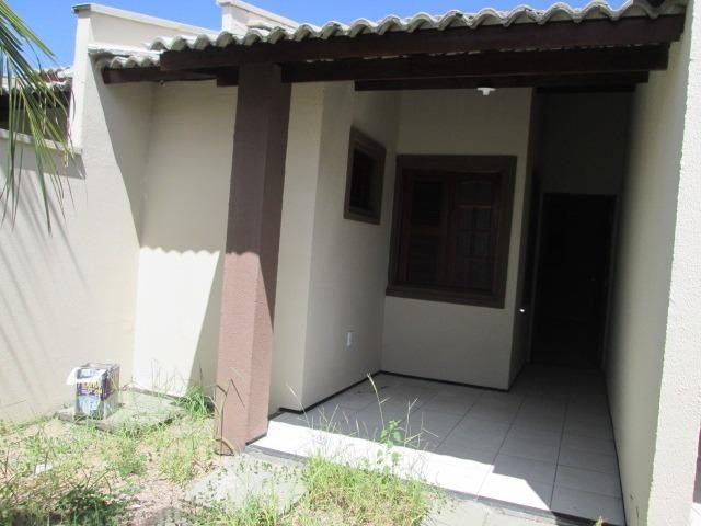 Linda casa Plana no Residencial maracanaú