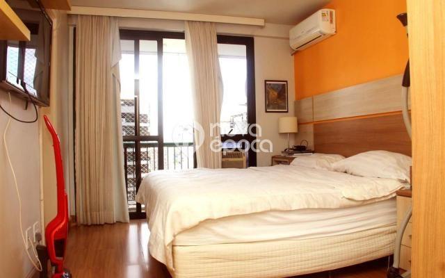 Apartamento à venda com 4 dormitórios em Grajaú, Rio de janeiro cod:AP4CB19485 - Foto 9