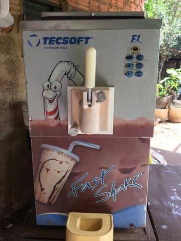 Máquina de milkshake Tecsoft