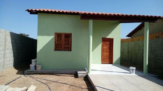 Vendo uma casa em Parnaiba