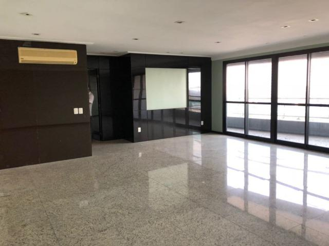 Bellini andar alto 180m² 3 vgs 2 suites px ao Manauara shopping