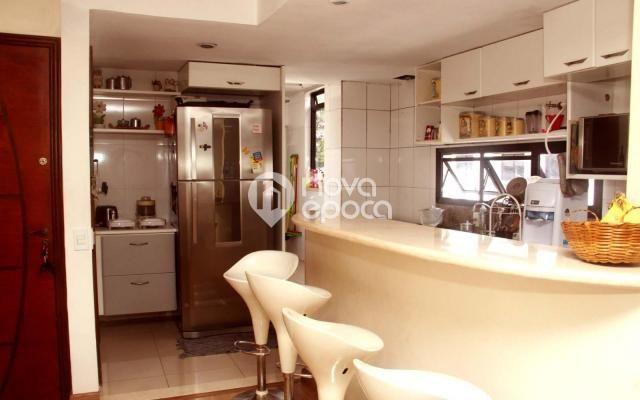 Apartamento à venda com 4 dormitórios em Grajaú, Rio de janeiro cod:AP4CB19485 - Foto 20
