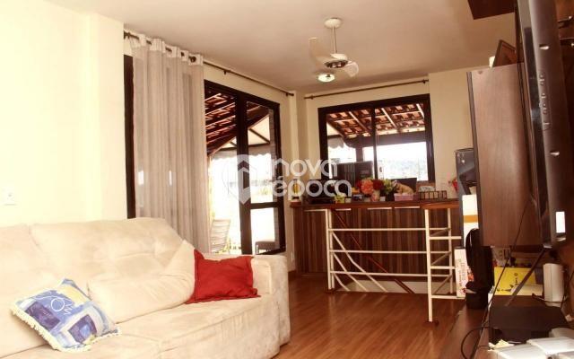 Apartamento à venda com 4 dormitórios em Grajaú, Rio de janeiro cod:AP4CB19485