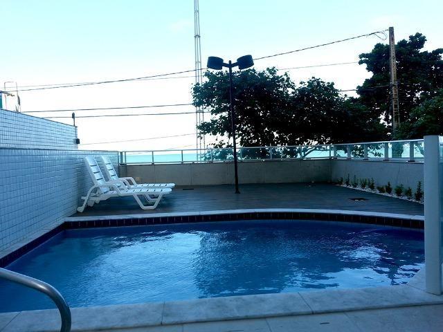 Maravilhoso Beira Mar Boa Viagem 4 Sts 1 por andar 3 Vagas Soltas Predio Novo Piscina