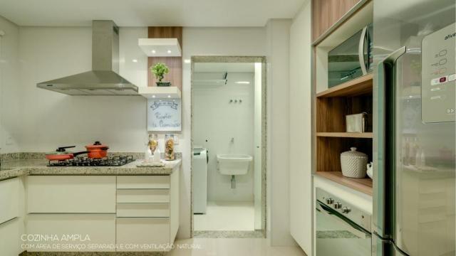 Apartamento 3 Suítes 121m² Próximo ao Vaca Brava - Essência Home Club - Foto 5