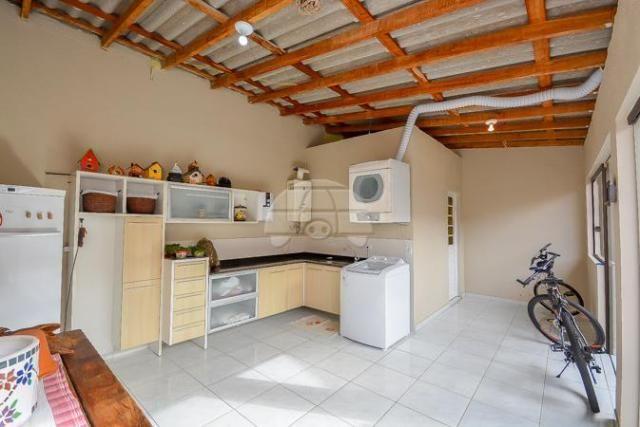 Casa à venda com 3 dormitórios em Atuba, Pinhais cod:132833 - Foto 15