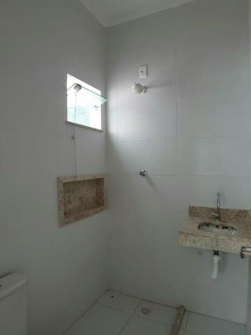 Vendo Casas de 2/4 e 3/4 todas com suíte e banheiro social ? na Mangabeira - Foto 5