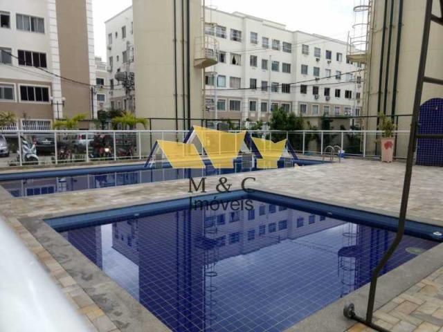 Apartamento à venda com 2 dormitórios em Cordovil, Rio de janeiro cod:MCAP20224 - Foto 2