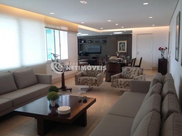Apartamento à venda com 4 dormitórios em Gutierrez, Belo horizonte cod:598731 - Foto 2
