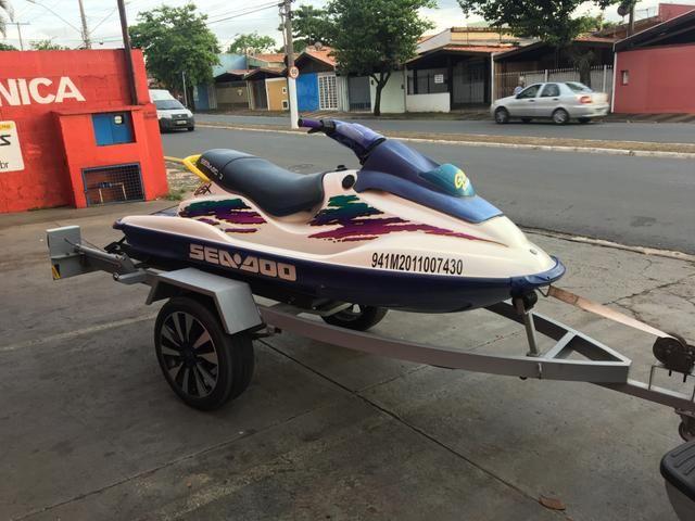Jet ski gsx 800cc - 1996