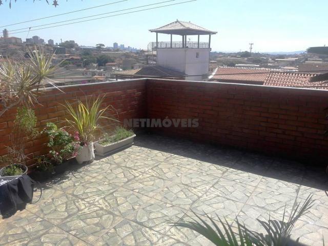 Casa à venda com 5 dormitórios em Santo andré, Belo horizonte cod:681867 - Foto 3