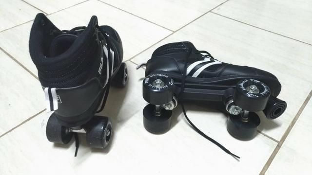 7f1c0524286 Patins Quad Fila Skates Verve - Esportes e ginástica - Campeche ...