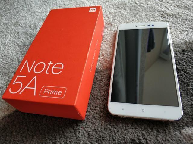 Xiaomi Redmi Note 5a Prime - 3gb Ram / 32gb Rom