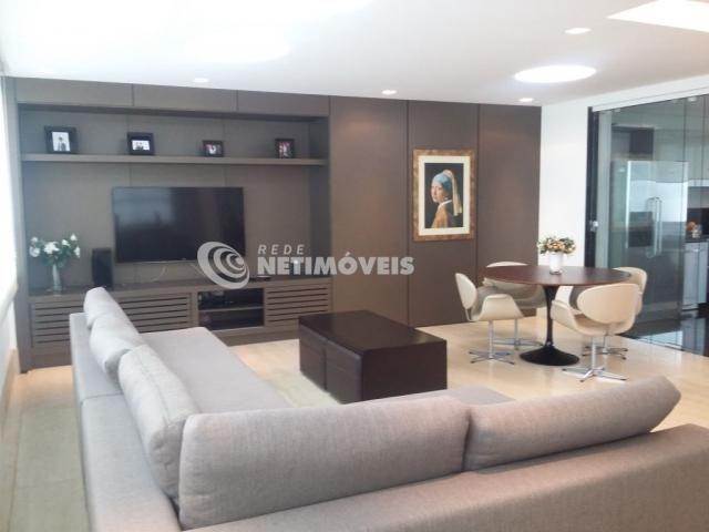 Apartamento à venda com 4 dormitórios em Gutierrez, Belo horizonte cod:598731 - Foto 4