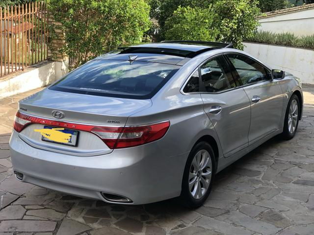 Hyundai Azera 3.0 v6 24v 2012