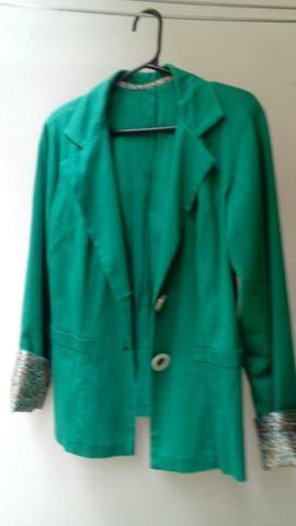 cbdb57f777 Blazer feminino estilo casual - Roupas e calçados - Centro Histórico ...