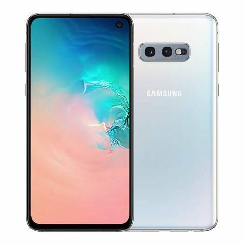 4907b1164 Samsung Galaxy S10e Azul Novo Lacrado - Parcelamento em até 6x sem ...