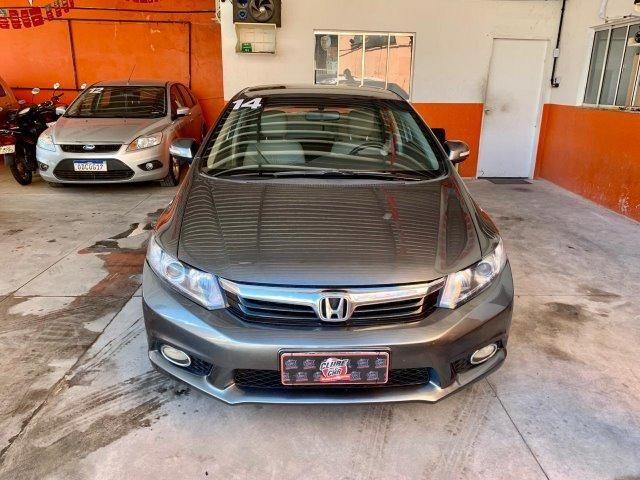 Honda Civic LXR 2.0 automatico 2014 - Foto 2