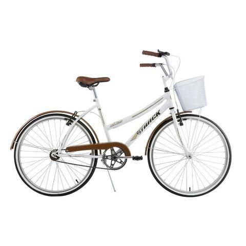 21b088831 Bicicleta Track Bikes Classic Pluss Aro 26 - Branco - Ciclismo ...