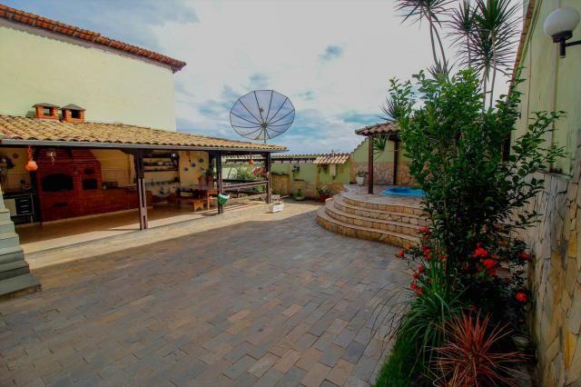 Casa à venda com 4 dormitórios em Glória, Belo horizonte cod:678740 - Foto 4