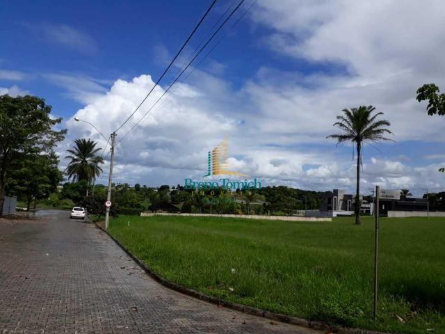 Terreno à venda, 1000 m² por r$ 185.000 - condomínio terras bahia - teixeira de freitas/ba - Foto 2