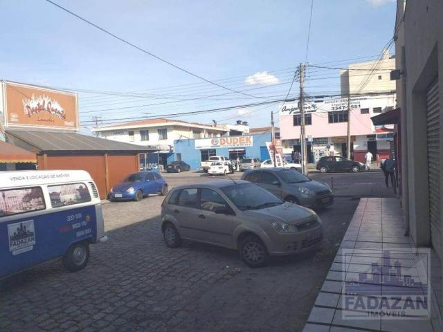 Loja para alugar, 62 m² por r$ 2.000,00/ano - pinheirinho - curitiba/pr - Foto 3