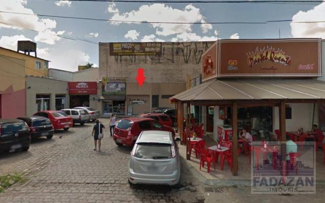 Loja para alugar, 62 m² por r$ 2.000,00/ano - pinheirinho - curitiba/pr - Foto 2