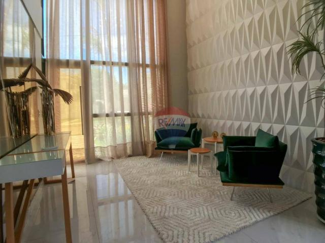 Casa com 3 dormitórios à venda, 337 m² por R$ 2.100.000 - Condomínio Alphaville Fortaleza  - Foto 7