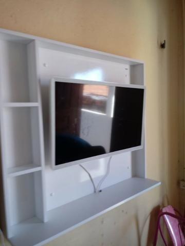 Promoção painel para tv até 43 com entrega e instalação e suporte grátis - Foto 2