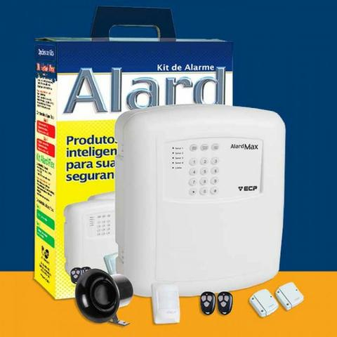 Kit Alard Max 4 ECP c/ Dois Controles Remotos - Foto 2