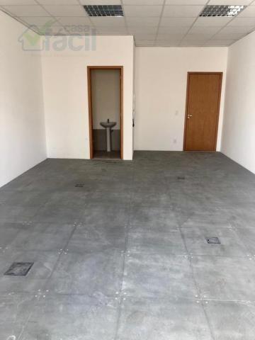 386 - 386- Sala comercial Ed. Vivere Prudente  - Foto 3