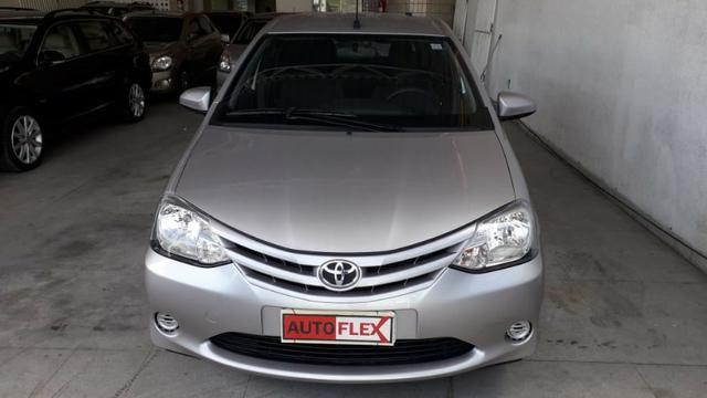 Toyota Etios XS At 1.5 2017
