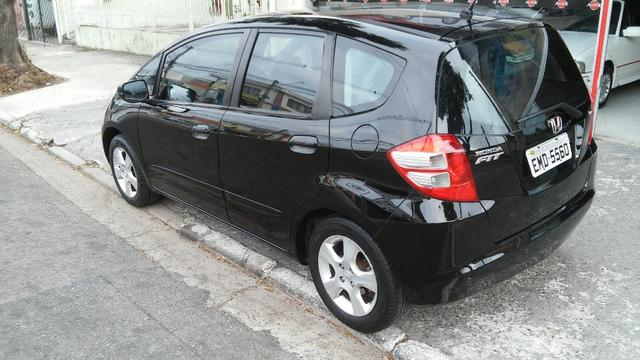 Honda fit LXL 1.4 FLEX (Manual) 2009 - Foto 9